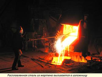 При каких температурах плавятся различные металлы и неметаллы?