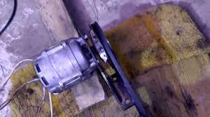 Изготовление кроншейта для фиксации генератора