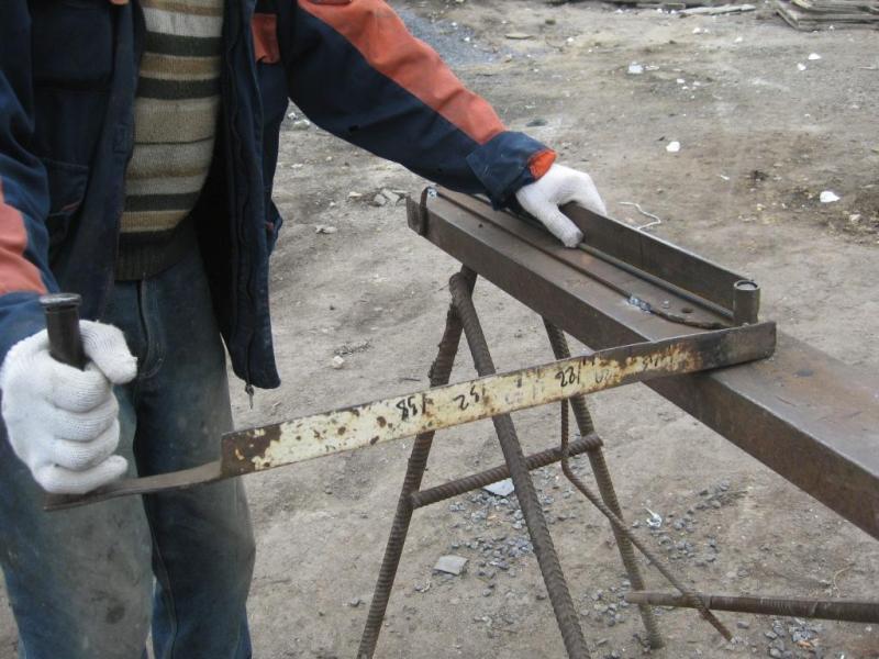Ручной гибочный станок арматуры своими руками