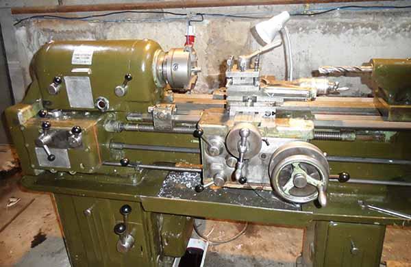 токарный станок тв-320