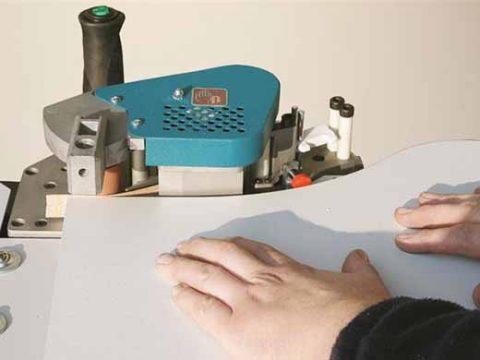 Изготовление кромкооблицовочного станка