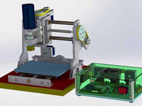 Самостоятельное изготовление лазерного ЧПУ станка