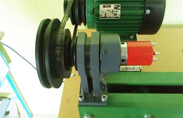 Передняя бабка токарного станка