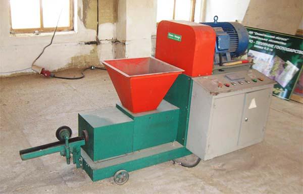 Производство из макулатуры топливных брикетов пункт приема макулатуры в тюмени цены