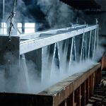 Технология горячего цинкования