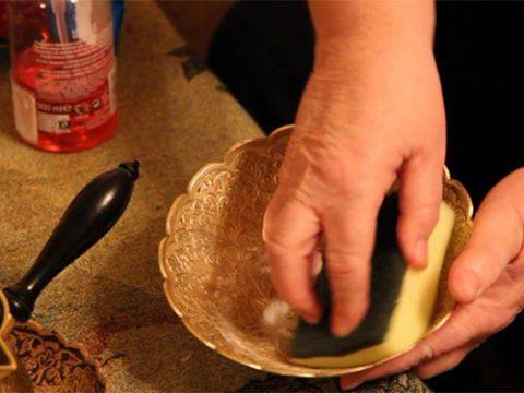 Способы очистки бронзы