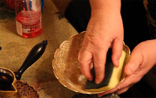 Чем чистить бронзу в домашних условиях