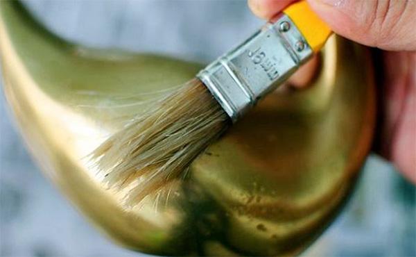 Чем чистить латунь в домашних условиях