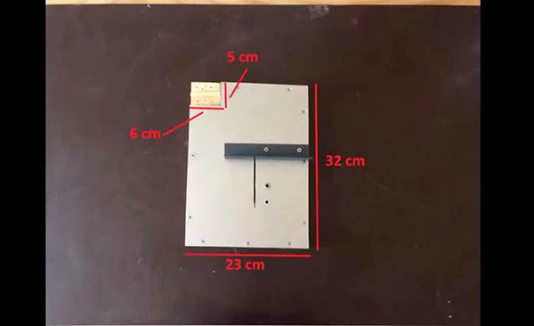 Размеры стола