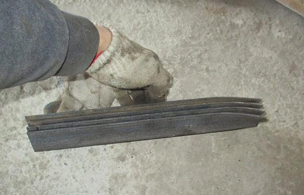 Ножки из уголка