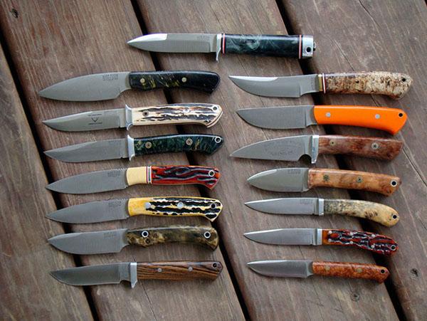 Чем точат ножи как называется